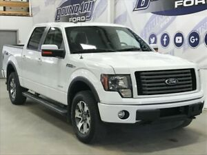 2012 Ford F-150 SuperCrew FX4 3.5L EcoBoost