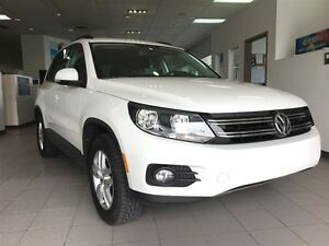 2014 Volkswagen Tiguan 4MOTION 4X4 2.0T BLUETOOTH