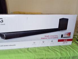 LG SH4 Wireless Soundbar 2.1 300W