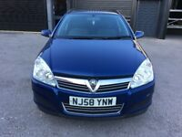 Vauxhall Astra 1.7 CDTi 16v Club 4x4 5dr ONE OWNER FROM NEW,2 KEYS,