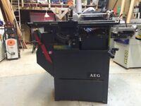 Combination woodworking machine AEG maxi 26