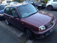 Spares or repairs Micra £150 ONO