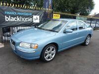 VOLVO S60 2.4 D SE 4dr (blue) 2005