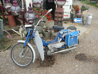 Puch Maxi vintage 1973