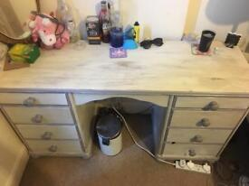 Lovely Vintage Style desk and chair