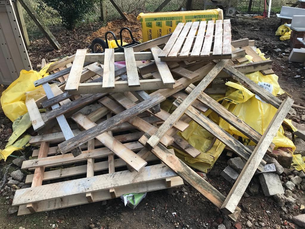 Free pallets fire wood | in Norwich, Norfolk | Gumtree