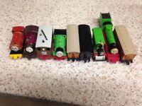 Thomas the tank diecast trains