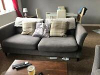 Sofa and 2 chairs quick sale