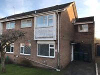 4 BEDROOM SEMI DETATCHED HOUSE DOUBLE GLAZED CENTERAL HEATED OFF ROAD PARKING FRONT/BACK GARDENS