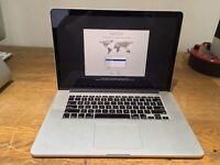 """Apple MacBook Pro Retina 15.4"""" Mid-2015 2.5GHz i7 512GB SSD 16GB RAM R9 M370X"""
