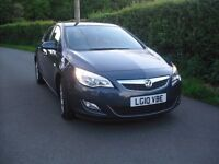 Vauxhall Astra 1.6 automatic low mileage, full service history
