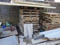 20 off Pallets free of charge