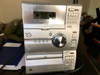 Sony CMT-CP1 CD / Radio / Cassette Player