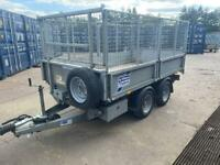 Ifor Williams 2020 tipping trailer