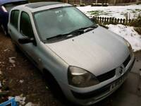 Renault Clio great condition for year