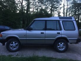 Low Mileage Land Rover Discovery