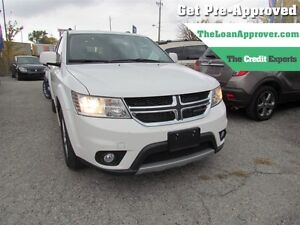 2016 Dodge Journey SXT | ONE OWNER | 7PASS | REAR AIR