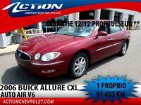 2006 BUICK ALLURE CXL AUTO AIR V6  1 PROPRIO