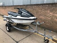 1999 Yamaha xl760 waverunner jetski, 3 seater, 2 stroke, good trailer