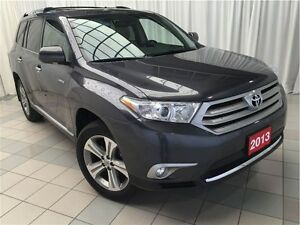 2013 Toyota Highlander Limited *Just 50,158 KM !*