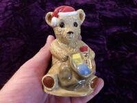 Beautiful Wade Christmas Bear 1997