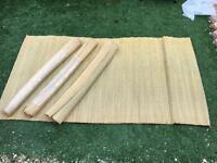 Beach Picnic Roll up mats 6ft x 3ft