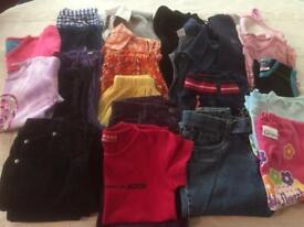 Job lot of Girls clothes age 9/10