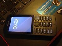 Nokia 215 Black Uk Simfree