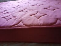 Single child's mattress