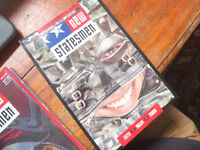 2000AD New Statesmen Comic Magazine issues 4 & 5