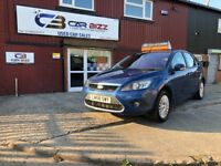 2009 FORD FOCUS TITANIUM 2.0 DIESEL*PARKING SENSORS*BLUETOOTH*12 MONTHS AA BREAKDOWN COVER*HIGH SPEC