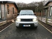2010 Land Rover Range Rover Sport 3.0 TDV6 HSE Face Lift with Rare Shift Command