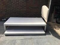 Single bed base plus roll out single