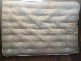 Double mattress- Sleepeze pocket sprung