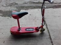 e- scooter in very good condition