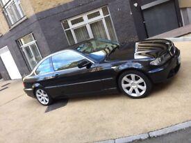 BMW 320 ci coupe 2003
