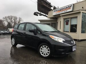 2014 Nissan Versa Note S - ONLY 62km!