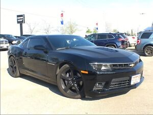 2015 Chevrolet Camaro SS 1SS**NAVIGATION**POWER SUNROOF**