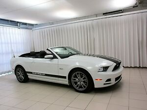 2014 Ford Mustang GT 5.0L CONVERTIBLE PERFORMANCE PACKAGE w/ NAV