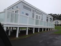 ABI Revelation 2012 Static Caravan sited on 5 STAR Devon Cliffs Holiday Park, Exmouth