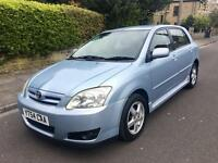 54 REG TOYOTA COROLLA 1.4 T3 5DR EXCELLENT CONDITION!