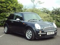 MINI ONE 1.4 DIESEL E4 2005 '55', 1 YEARS MOT, S/HISTORY, TWIN SUNROOFS, MUST SEE!!!