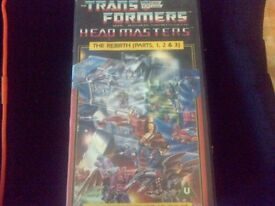 transformers targetmasters