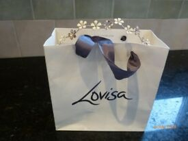 Lovisa bridal hair accessories, brand new