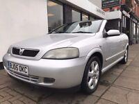 Vauxhall Astra 1.8 i 16v 2dr ONLY 79607 GENUINE MILES