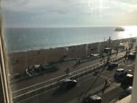 SB Lets are delighted to offer this wonderful large furnished studio flat with a amazing sea views.