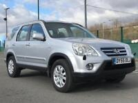 2005 HONDA CR-V 2.0 VTEC SPORT *LOW MILES* *MINT* *LONG MOT* *PX + DELIVERY*