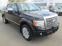 2012 Ford F-150 Platinum Super Crew 6.2L V8 4x4