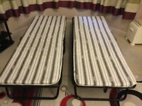 1x JAY-BE Value Folding Bed with Breathable Airflow Mattress, Fabric, Single BRAND NEW