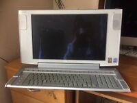 sony vaio all in one pc for spares or repairs